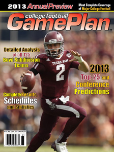 GamePlan Magazine Annual College Football - 2013