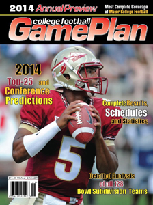 GamePlan Magazine Annual College Football - 2014