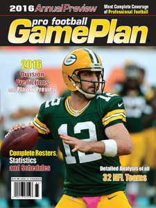 GamePlan Magazine Annual Pro Football - 2014