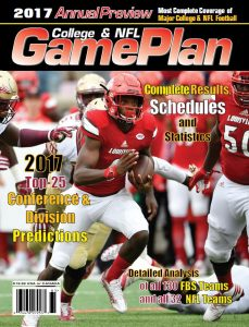 GamePlan Magazine 2017 College and NFL Edition